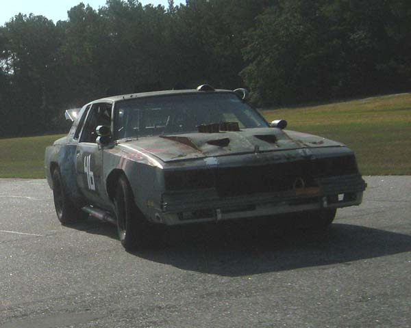 1982 Oldsmobile Cutlass 24 Hour of LeMons Car