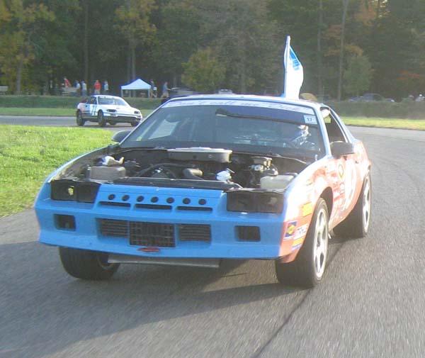 Ridiculous Upside-Down Race Car at LeMons – America Loves Horsepower