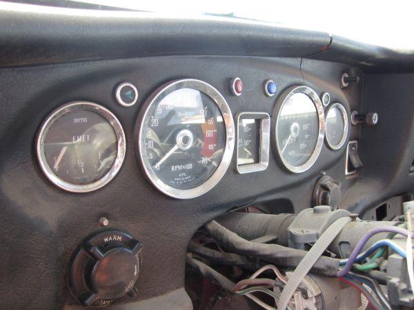 1972 MGB-GT Down On The Junkyard