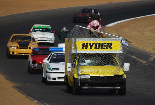 Hyder Truck - Cannonball Bandits